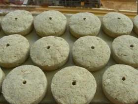 边钓边说:糠饼的现状与如何自制糠饼